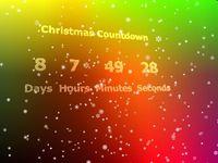 Winter Clock Screensaver discount coupon