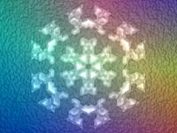 Snowflake Crystal 3d screensaver discount coupon