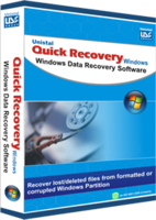 Quick Recovery for FAT & NTFS Partition – Technician License discount coupon