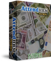 Attend HRM - Payroll - Enterprise