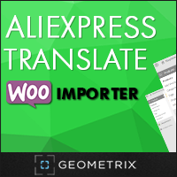 Aliexpress Translate WooImporter. Add-on for WooImporter. discount coupon