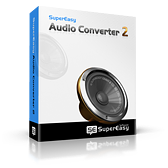 Supereasy Audio Converter 2 discount coupon
