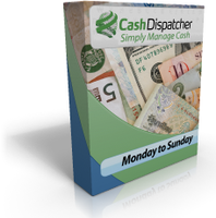 CashDispatcher Monday to Sunday