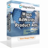 <p>Mass AdWords Product Ads for CRE Loaded will help you to easily create  separate ads in Google AdWords for EACH product in your store.</p>