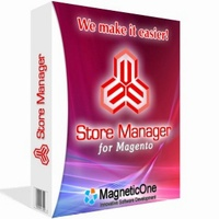 <p>Store Manager for Magento is a Windows application to quickly and effectively manage your Magento online store. You can add, delete and update products, categories and manufacturers, automatically upload your product images while editing products, categories, manufacturers, view reports, orders and keep the track of your online sales. All this from your desktop computer.</p>