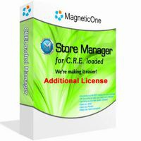 <p>Store Manager for CRE Loaded is a Windows application to quickly and effectively manage your CRE Loaded online store. 5 Store Manager for CRE Loaded killer features: ... Copy & Paste products ... Copy & Paste product attributes ... Copy & Paste product attributes for multiple products at once! ... Easy Product Attribute Editor ... Quick and Easy Product Import/Export We are making CRE Loaded store management very easy and quick. All this from your desktop computer - save your time, do not waste it with all that routine tasks!</p>