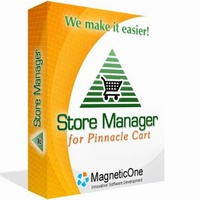 Store Manager for Pinnacle Cart