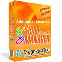Store Manager for X-Cart Additional License