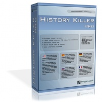 <p>History Killer Pro is a complete professional solution for all sorts of privacy issues and related concerns.  This software secures your online and offline privacy by removing dangerous and compromising files. At the same time History Killer Pro is a very intuitive and user-friendly program with a lifetime license.</p>