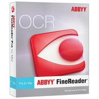 ABBYY FineReader Pro for Mac Upgrade Download