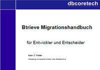 15% Discount Coupon code for Btrieve Migrationshandbuch f