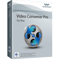 Wondershare Video Converter Pro for Mac discount coupon