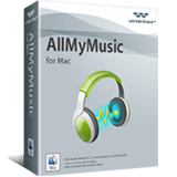 Wondershare Allmymusic for Mac discount coupon