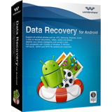 Wondershare Data Recovery for Android(Windows Version) Screen shot