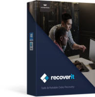 Recoverit upgrade for Windows