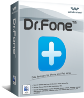 Dr.Fone (Mac) – iOS Data Recovery discount coupon
