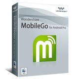 Wondershare MobileGo for Android (Mac) discount coupon