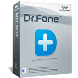 Wondershare Dr.fone for iOS(Mac) discount coupon