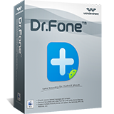 Wondershare Dr.Fone for Android (Mac) discount coupon
