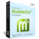 Wondershare MobileGo for Android (Windows) discount coupon
