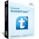 Discount code of Wondershare MobileTrans One Year License