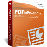 Wondershare PDF to PowerPoint Converter discount coupon