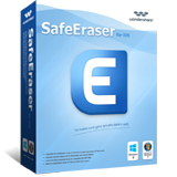 cheap Wondershare SafeEraser