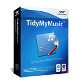 cheap Wondershare Tidymymusic for Windows