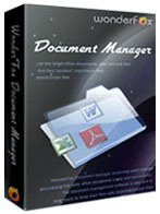 WonderFox Document Manager coupon code