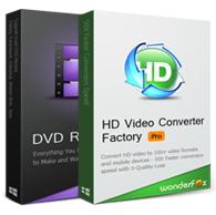 Buy WonderFox DVD Ripper Pro(+ Free Get HD Video Converter Factory Pro) discount coupon