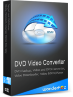 WonderFox DVD Video Converter (Only for GOTD User) Screen shot