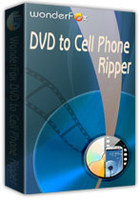 WonderFox DVD to Cell Phone Ripper coupon code