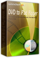 WonderFox DVD to iPad Ripper promo code