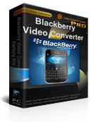 BlackBerry Video Converter Factory Pro coupon code