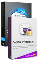 WonderFox Video Watermark + WonderFox DVD Video Converter Family Pack discount coupon
