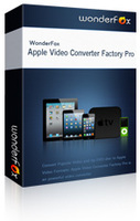 Apple Video Converter Factory Pro coupon code