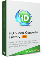 Discount code of HD Video Converter Factory Pro