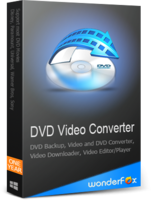 WonderFox DVD Video Converter - 1 Year License Screen shot