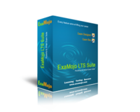 <p><strong>ExaMojo LTS Suite </strong>is an intelligent and  				powerful exam suite , including two applications: ExaMojo  				Designer, for exam design, and ExaMojo ExamBox, for exam  				preparation.</p>