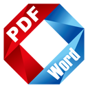 Lighten PDF to Word Converter for Mac Screen shot