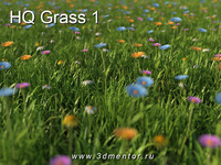 HQ Grass 1 for 3ds Max discount coupon