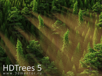 HDTrees 5 for 3ds Max coupon