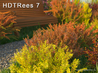 HDTrees 7 for 3ds Max coupon