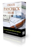 <p>download and create your own paycheck stubs. no other company can give you paycheck stub templates!</p>