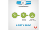 cheap Magento One Step Checkout