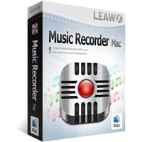 Leawo Music Recorder (Mac Version) Screen shot