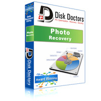 Disk Doctors Photo Recovery (Mac) Screen shot