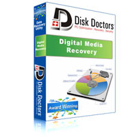 Disk Doctors Photo Recovery (Win) Screen shot