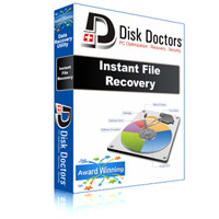 Disk Doctors Instant File Recovery Screen shot