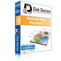 Disk Doctors Outlook Mail Recovery (PST)